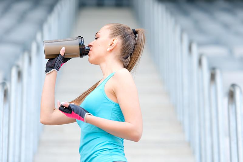 Выбираем спортивное питание для похудения
